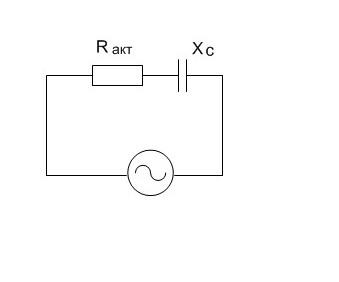 реальный конденсатор