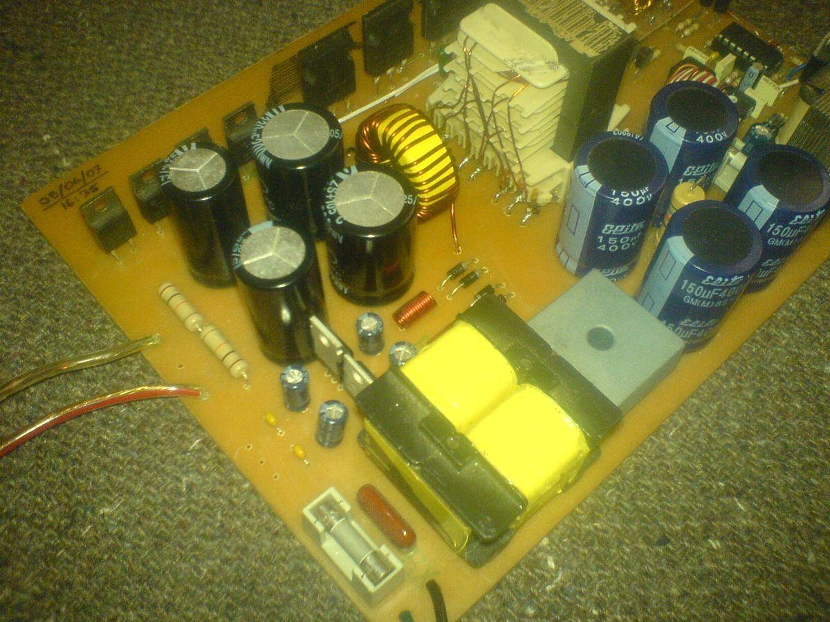 smps-1000watt 1kv smps sg3525.