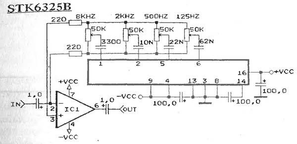 Главная - Справочник по микросхемам